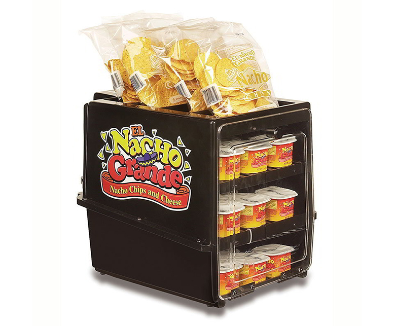 Nachos and Cheese Warmers
