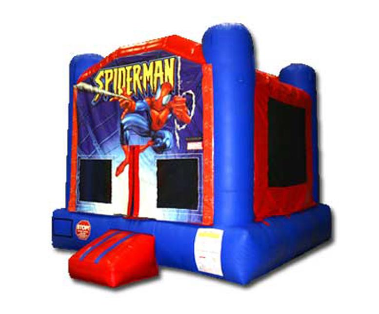 Spiderman Bounce