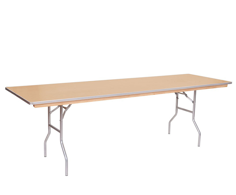 8 ft Rectangle Table