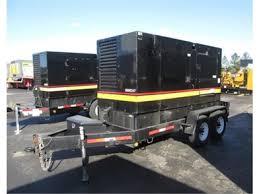 150 kw Whisperwatt Generator